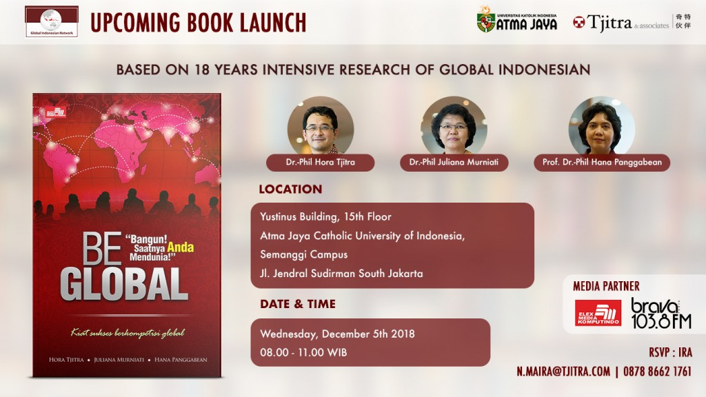 Book Launch Event 2018