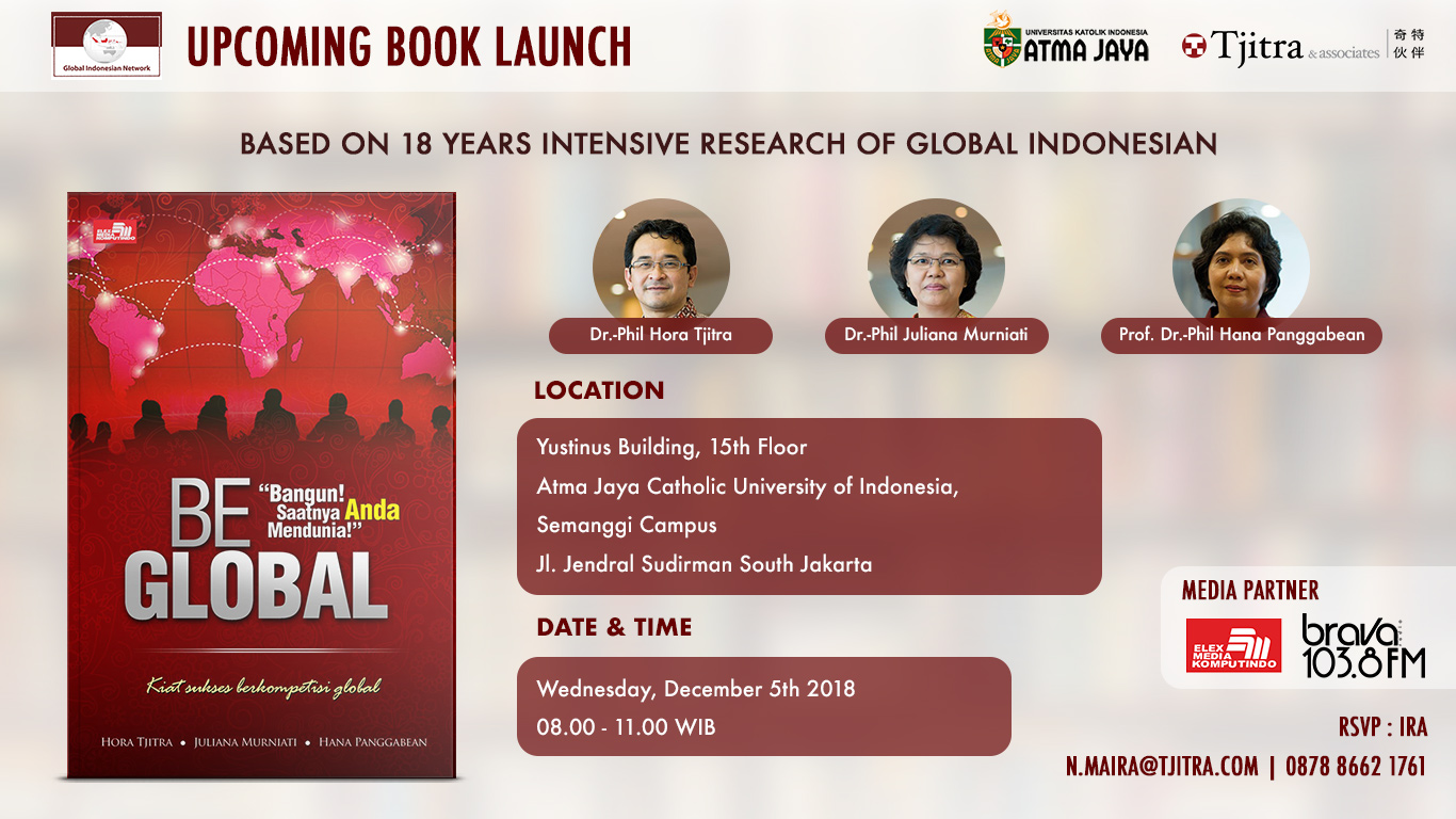 Upcoming Book Launch Event